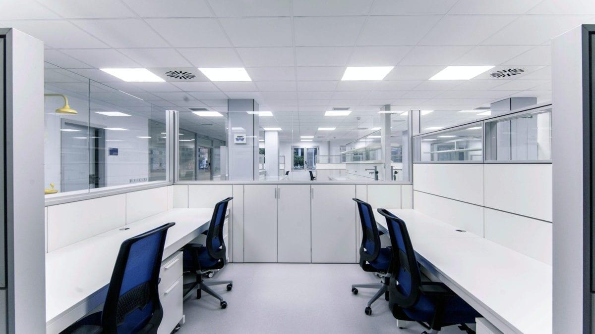 Mobiliario de laboratorios