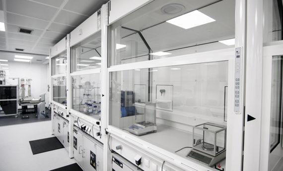 vitrinas de gases
